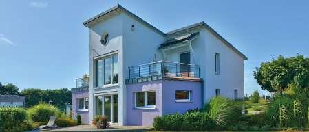 HELMA-Musterhaus in Lehrte (Frankfurt)