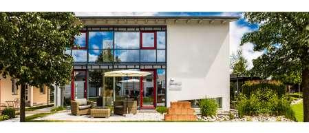 "Musterhaus München ""invivo haus"""