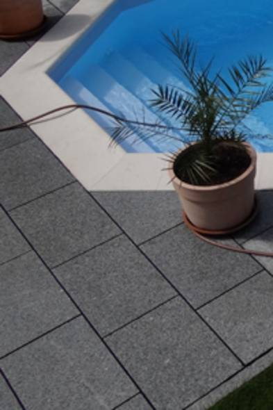 Terrassenplatten Verlegen Schritt Fur Schritt Anleitung Bauen De
