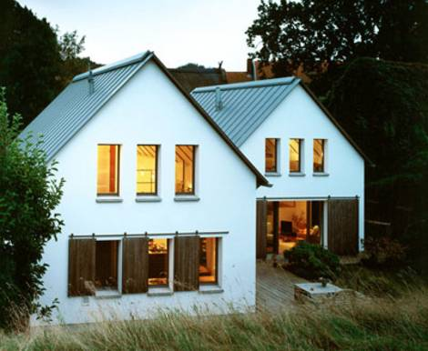 Singlehaus, Singlehäuser, Kleinsthäuser