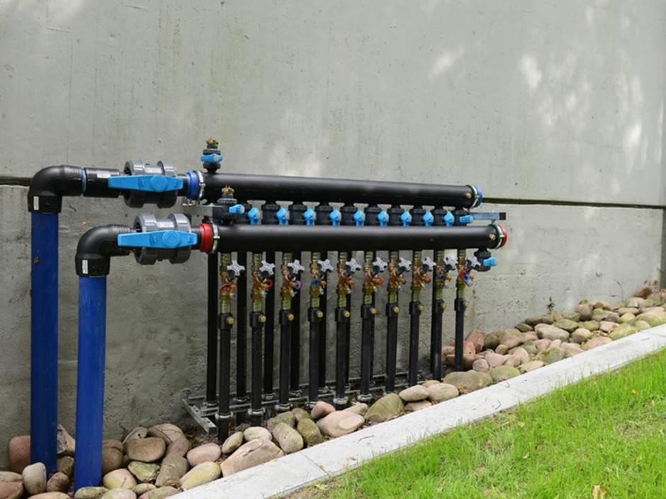 Wärmepumpe, Erdwärme, Geothermie, Erdwärmesonden, Foto: Bundesverband Wärmepumpe e.V. (BWP)