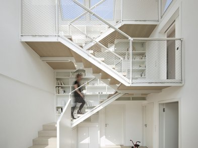 Umbau, Anbau, IBA, LichtAktivhaus, Foto: Velux GmbH