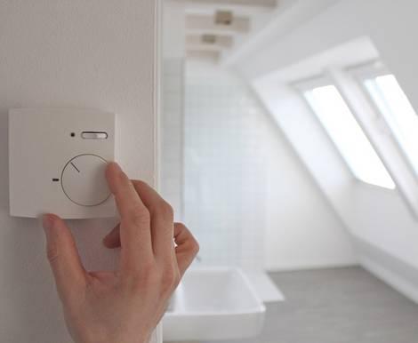 Automatische Fensteröffnung, Sensor, Foto: Velux