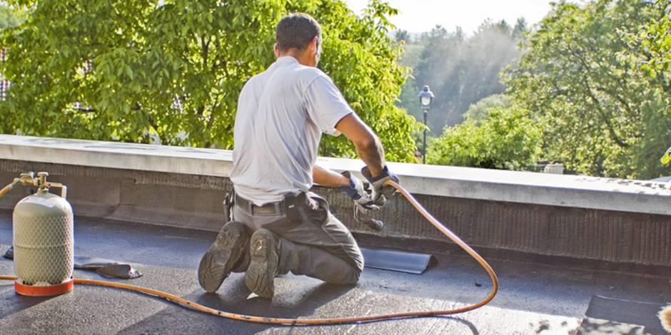 Dachterrasse Bauen Hier Sollte Der Profi Ran Bauen De