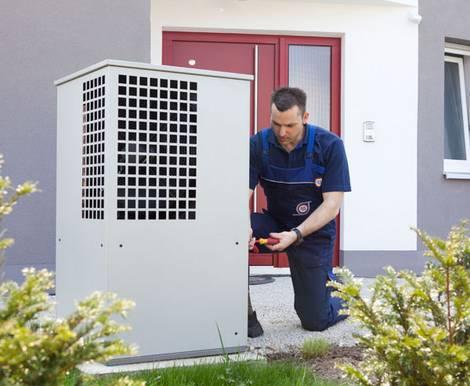 Fotovoltaik, Wärmepumpe, Speicher