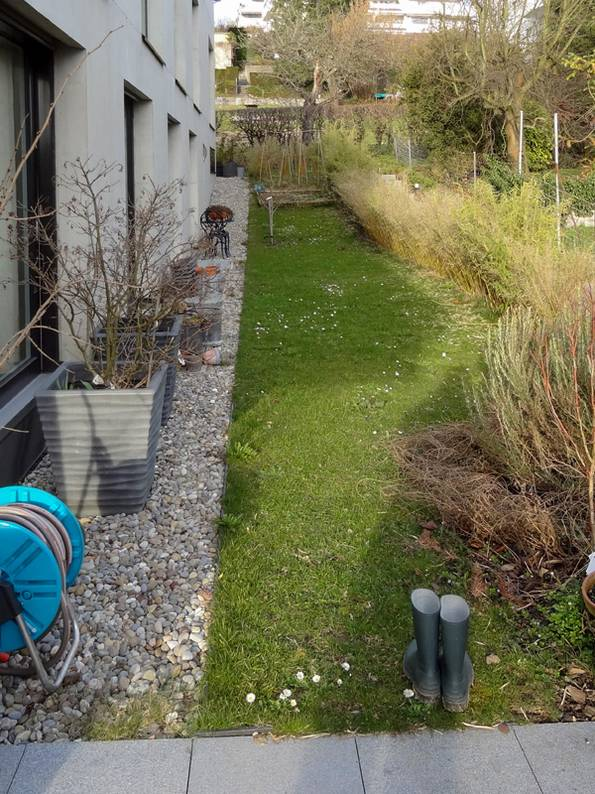 kurzer Garten, Foto: Lechner Garden Design