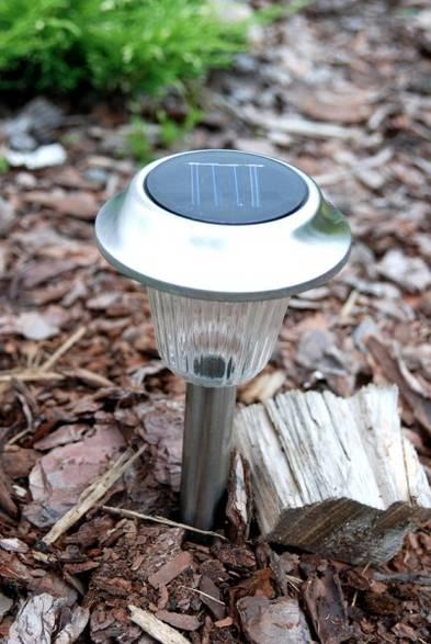 Barrierefreier Garten, Außenbeleuchtung, Foto: Tomasz Lenard/Fotolia.com