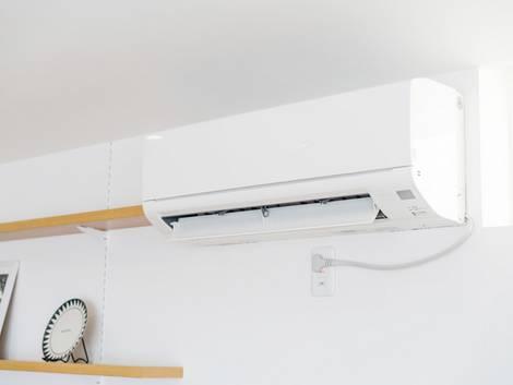 Klimaanlagen, Wohnung mit dezentraler Klimaanlage, Foto: naka / fotolia.de