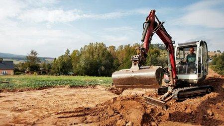 Gewerke, Erdarbeiten, Foto: Ingo Bartussek / stock.adobe.com