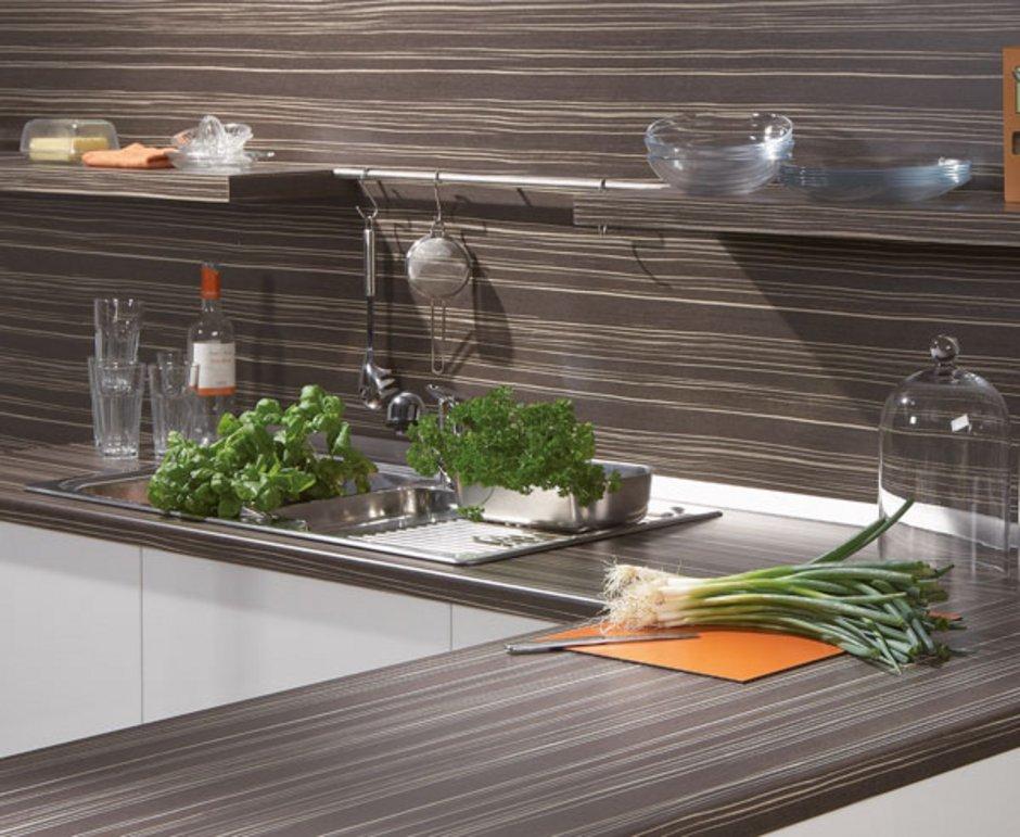 Küchenspiegel, HPL, Foto: Westag & Getalit