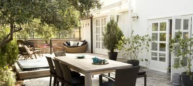 Terrasse und Balkon, Esstisch, Foto: penguenstok / iStock