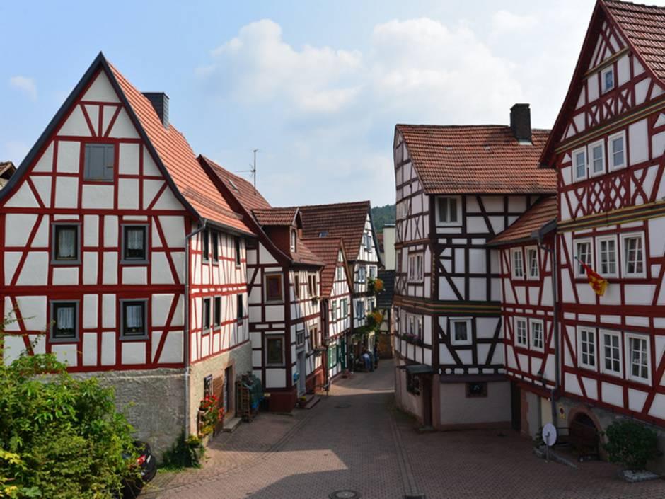 Denkmalschutz, Fachwerkhäuser, Ortskern, Foto: Ilhan Balta / fotolia.de