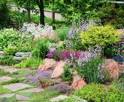 Steingarten, Foto: onepony/Fotolia.com