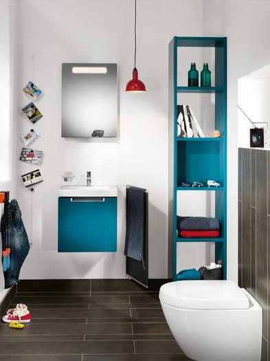 Bad renovieren, Badrenovierung, Badsanierung, Badezimmer modernisieren, Farbgestaltung, Foto: VDS, Villeroy & Boch