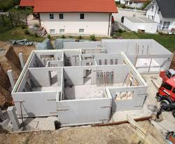 Keller, Kellerausbau, zusätzlicher Wohnraum, Foto: Glatthaar-Fertigkeller
