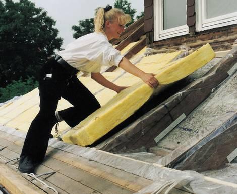 Aufsparrendämmung, Dachsanierung, Dach sanieren, Foto: dach.de