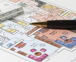 Grundriss, Hausplanung, Planung des Grundrisses