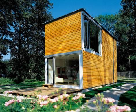 modulares Haus, Foto: WeberHaus