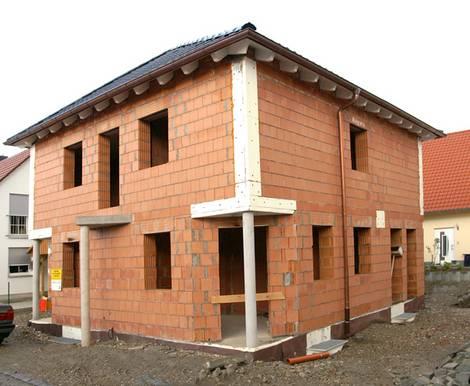 Ziegelsteine, Ziegelhaus, Brandschutz, Foto: tdx/Mein Ziegelhaus