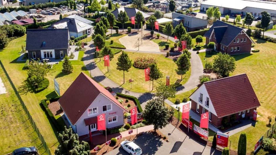 Beispielhäuser, Hausideen, Musterhauspark Viebrockhaus, Foto: Viebrockhaus