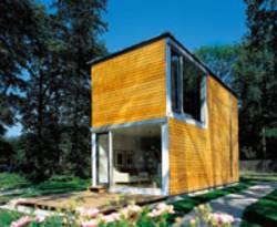 Modulares Haus, Modulhaus, Mobile Home, Würfelhaus