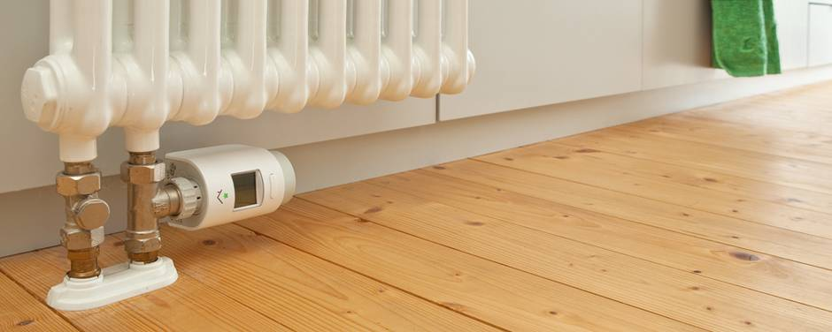 Smart Home, Heizung, Smart Metering, Heizungsregler, Foto: RWE Images