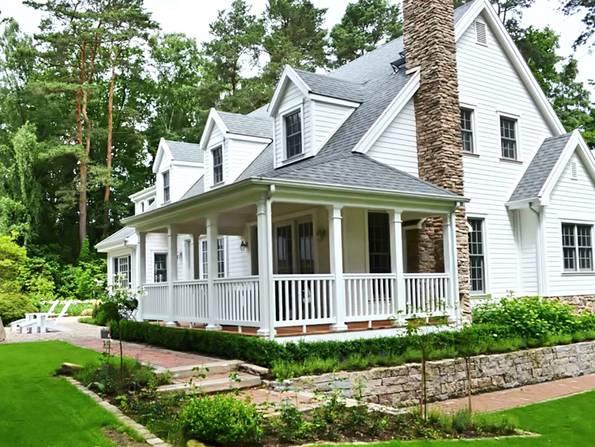 Amerikanische Häuser, Cape Cod, Baustil, Foto: The White House