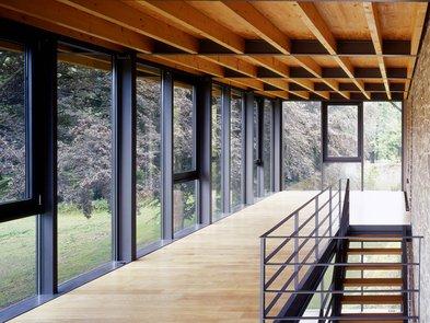 Umbau, Anbau, Glasfassade, Denkmalschutz, Foto: Interpane