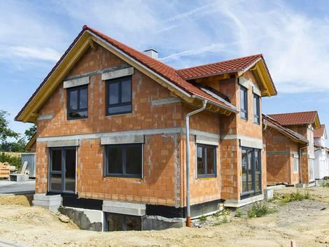 Sockelputz erneuern, diy, Sockelzone, Rohbau, Abdichtung, Foto: Bernd Leitner – fotolia.com