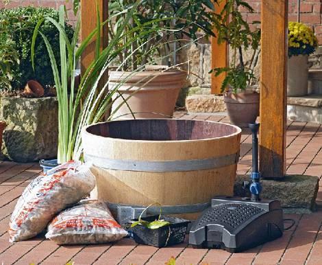 Teichfilter, Gartenteich, Fischteich, Teich, Foto: OASE GmbH