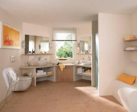 Polystyrolplatten, Regale, Sitzmöbel, Waschtische