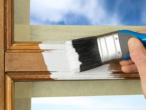 Farbe, Holzschutz, Foto: stockphoto-graf/fotolia.com