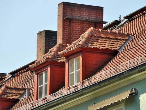 Walmdachgaube, Walmdach, abgewalmt, Foto: Kalle Kolodziej / fotolia.com