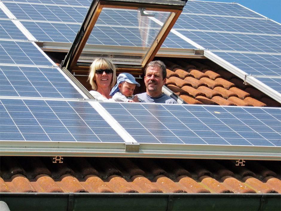 Fotovoltaik statt Solarthermie, Wärmepumpe