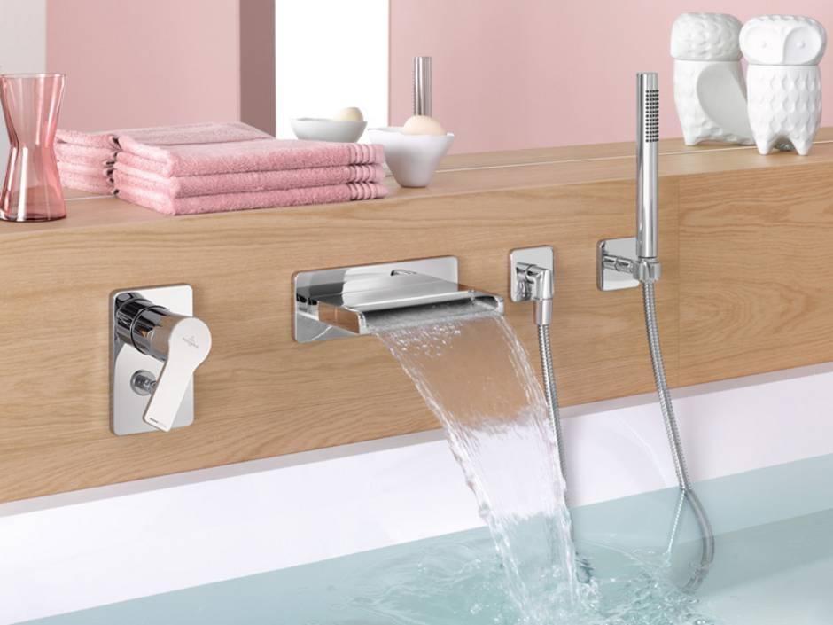 Badarmaturen: Für Waschtisch, Dusche Und Badewanne