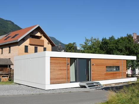 Minihaus, Foto: Adriaans & Lauhoff GmbH