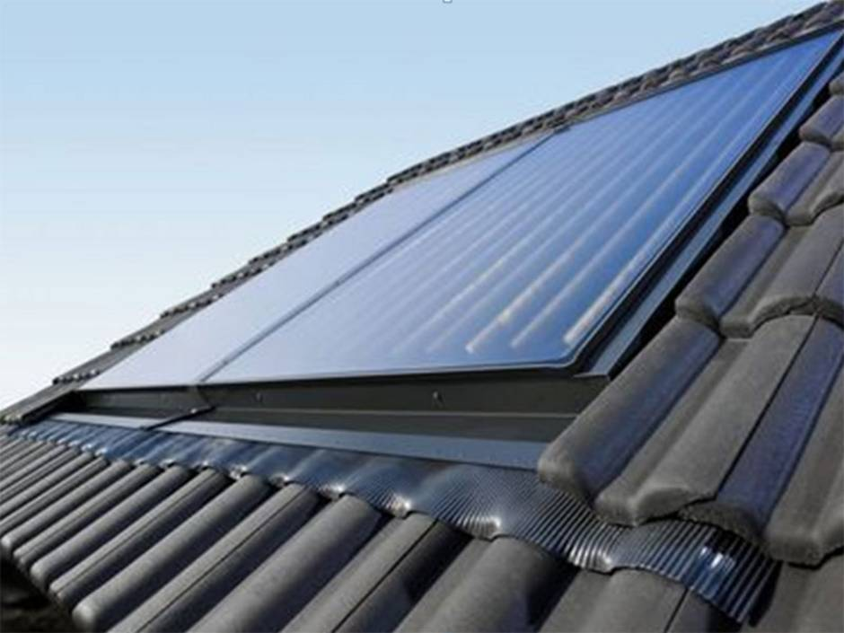 Solar, Solarthermie, Kollektor, Solarkollektor