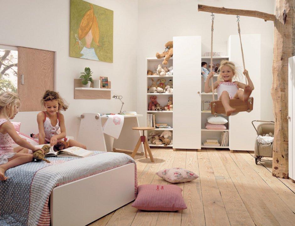 Kinderzimmer Gestalten So Wunschen Sich S Die Kleinen Bauen De