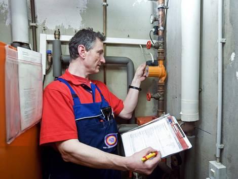 Energieeinsparverordnung, EnEV, Heizungsmodernisierung, Foto: Zentralverband Sanitär Heizung Klima (ZVSHK)