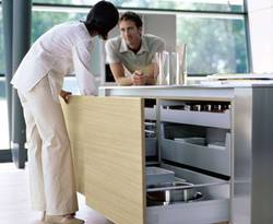 Küchenplanung, Rücken schonen, Foto: +SEGMENTO / Poggenpohl