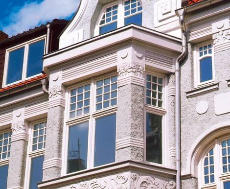 Kunststofffenster, Foto: WERU GmbH