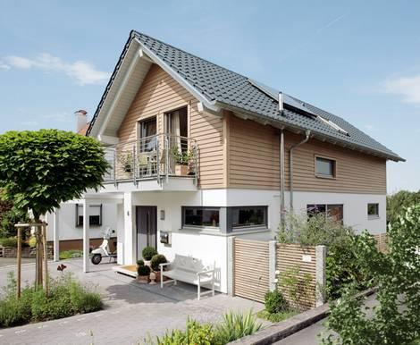 Haus, Hausbau, sparen, Foto: SchwörerHaus KG