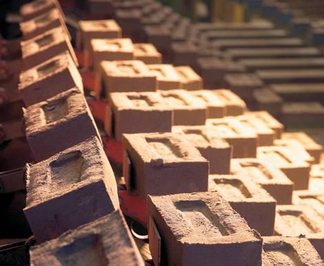Ziegel, Baustoffklassen, A1, Foto: Wienerberger