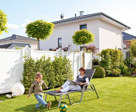 Sichtschutz, Foto: epr/Brügmann Traum-Garten