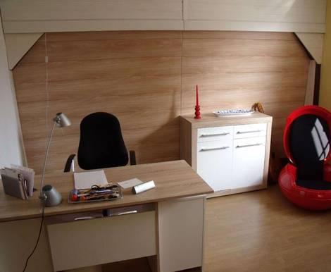 wandpaneele wandverkleidung selbst gemacht. Black Bedroom Furniture Sets. Home Design Ideas
