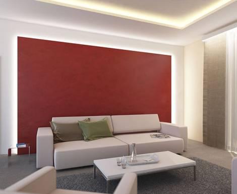 led stripes dekoratives licht vom laufenden meter. Black Bedroom Furniture Sets. Home Design Ideas
