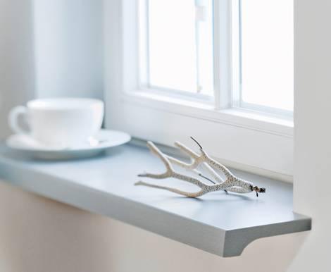 Fensterbank, Fenstersims, Fensterbrett, Fensterbord