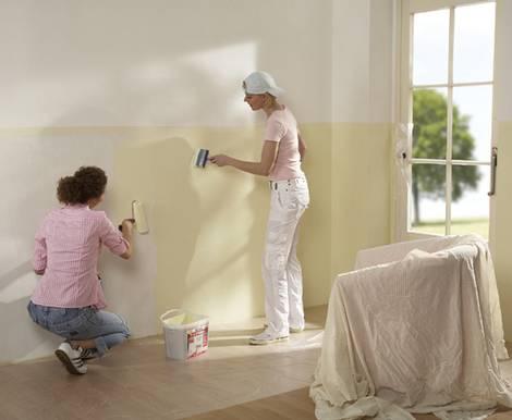 putz berstreichen neue farbe alte struktur. Black Bedroom Furniture Sets. Home Design Ideas