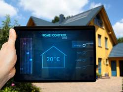 Smart Home, Tablet, Automatisierung, Foto: lassedesignen / fotolia.com