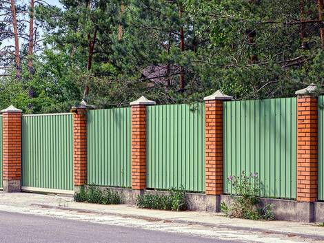 Zaun, Zaunmaterial, WPC, Foto: butus/fotolia.com
